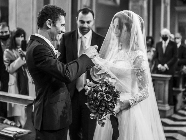 Il matrimonio di Andrea e Beatrice a Premana, Lecco 20