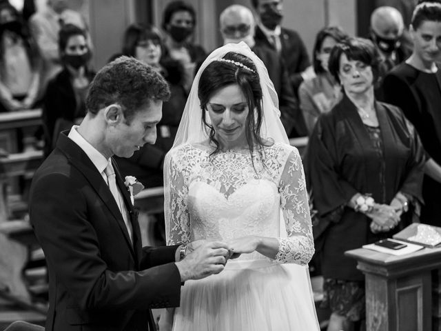 Il matrimonio di Andrea e Beatrice a Premana, Lecco 27