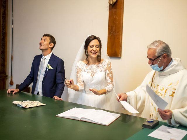 Il matrimonio di Andrea e Beatrice a Premana, Lecco 32