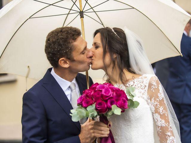 Il matrimonio di Andrea e Beatrice a Premana, Lecco 35