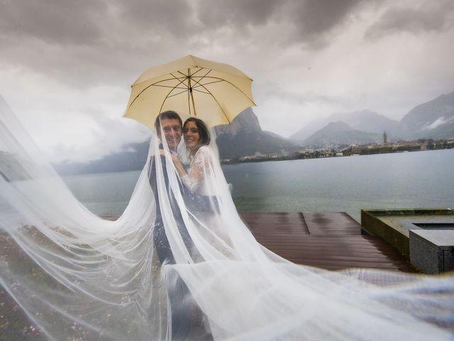 Il matrimonio di Andrea e Beatrice a Premana, Lecco 42