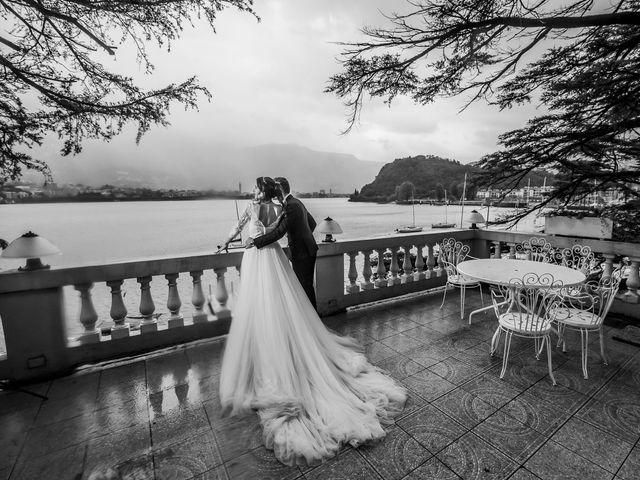 Il matrimonio di Andrea e Beatrice a Premana, Lecco 51