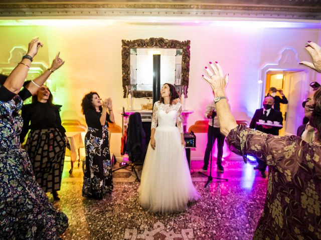 Il matrimonio di Andrea e Beatrice a Premana, Lecco 61