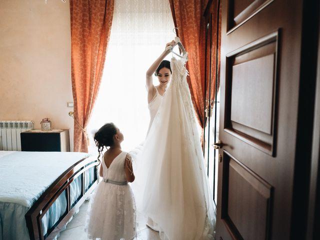 Il matrimonio di Serena e Roberto a San Giovanni la Punta, Catania 7