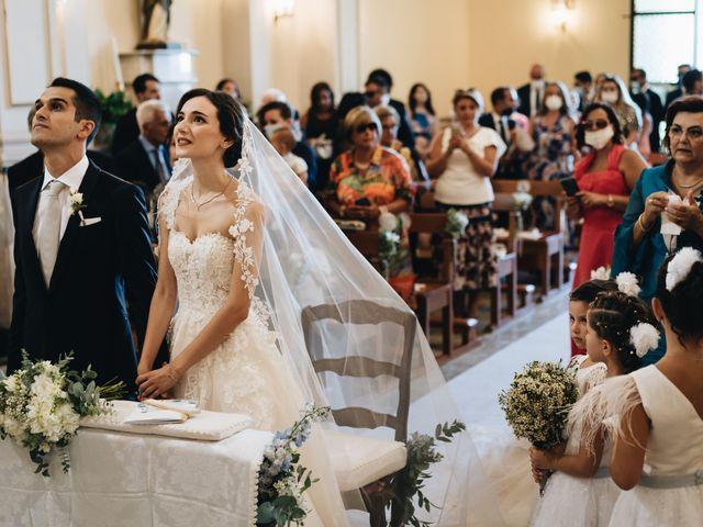 Il matrimonio di Serena e Roberto a San Giovanni la Punta, Catania 17