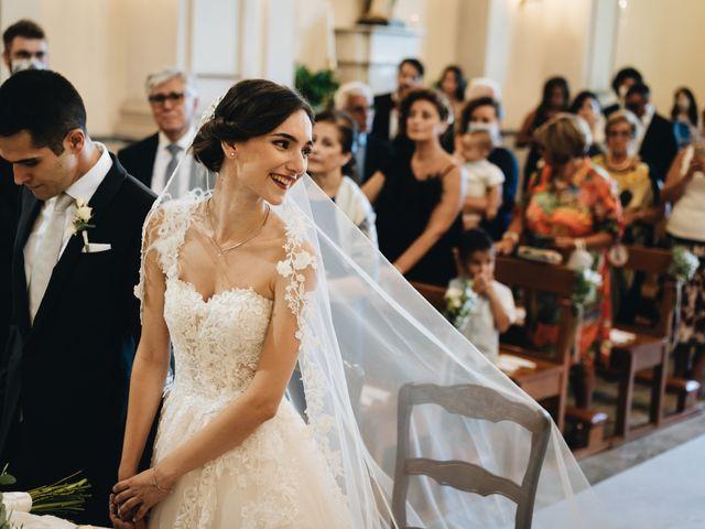 Il matrimonio di Serena e Roberto a San Giovanni la Punta, Catania 18