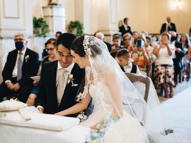 Il matrimonio di Serena e Roberto a San Giovanni la Punta, Catania 22