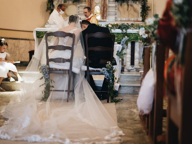 Il matrimonio di Serena e Roberto a San Giovanni la Punta, Catania 23