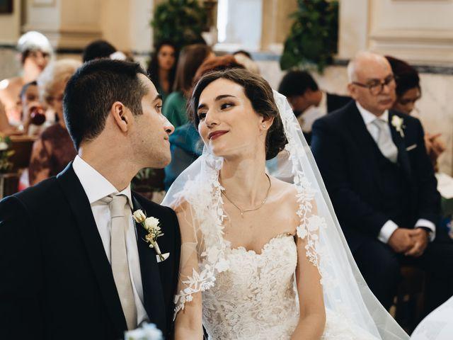 Il matrimonio di Serena e Roberto a San Giovanni la Punta, Catania 25