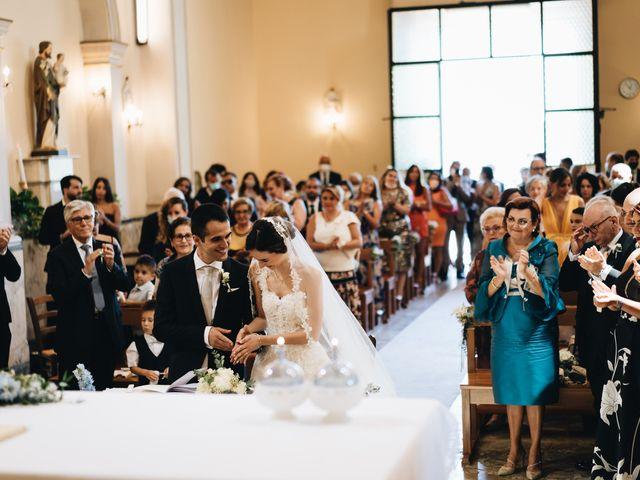 Il matrimonio di Serena e Roberto a San Giovanni la Punta, Catania 26