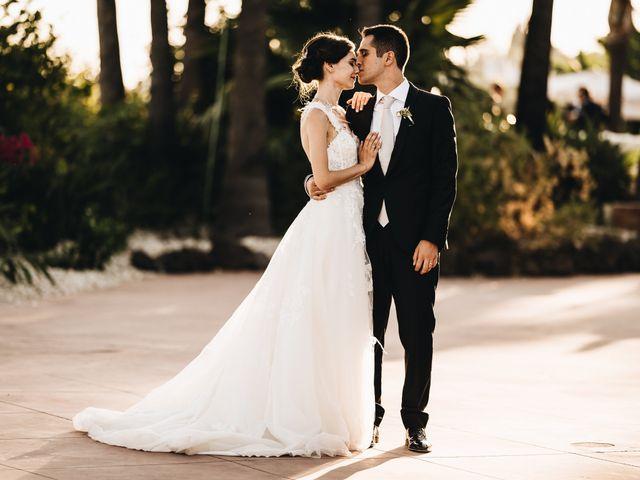 Il matrimonio di Serena e Roberto a San Giovanni la Punta, Catania 35