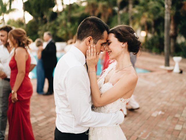 Il matrimonio di Serena e Roberto a San Giovanni la Punta, Catania 47