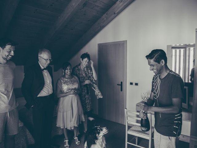 Il matrimonio di Arun e Margherita a Vezzano, Trento 3