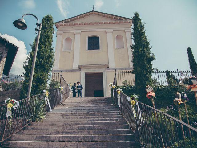 Il matrimonio di Arun e Margherita a Vezzano, Trento 15
