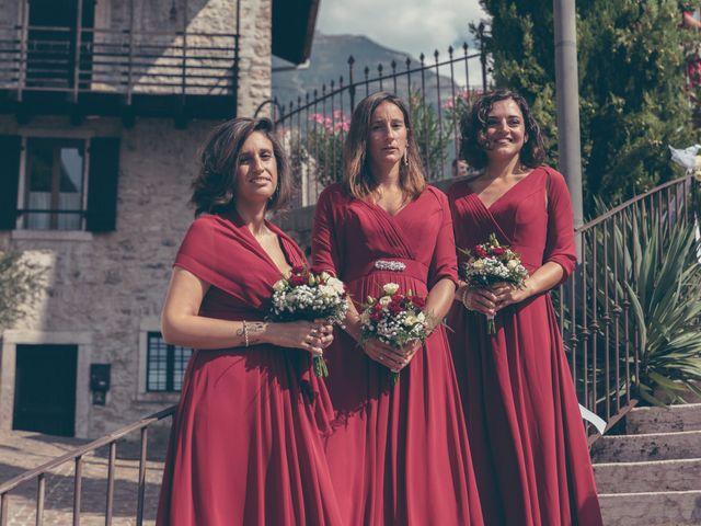 Il matrimonio di Arun e Margherita a Vezzano, Trento 17