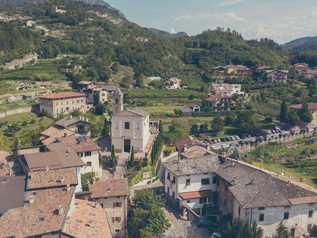 Il matrimonio di Arun e Margherita a Vezzano, Trento 18