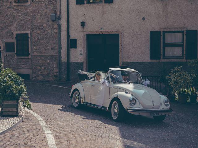 Il matrimonio di Arun e Margherita a Vezzano, Trento 19