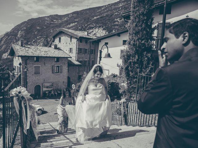 Il matrimonio di Arun e Margherita a Vezzano, Trento 22