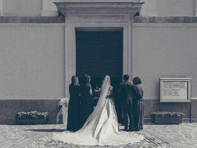Il matrimonio di Arun e Margherita a Vezzano, Trento 23