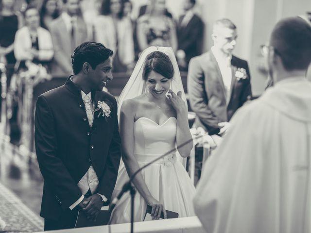 Il matrimonio di Arun e Margherita a Vezzano, Trento 26