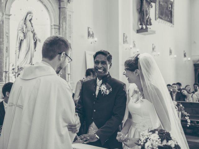 Il matrimonio di Arun e Margherita a Vezzano, Trento 29