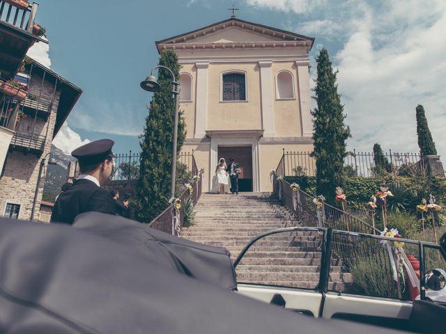 Il matrimonio di Arun e Margherita a Vezzano, Trento 31
