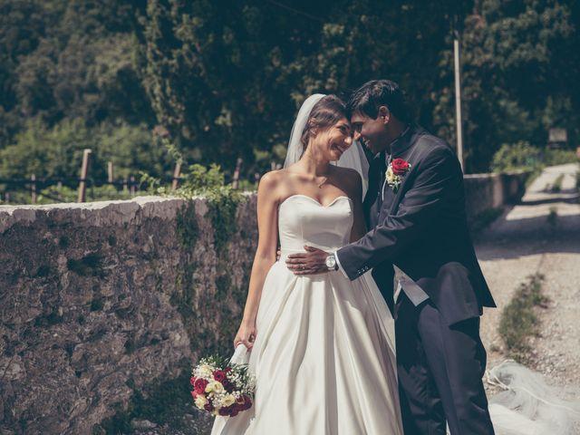 Il matrimonio di Arun e Margherita a Vezzano, Trento 34