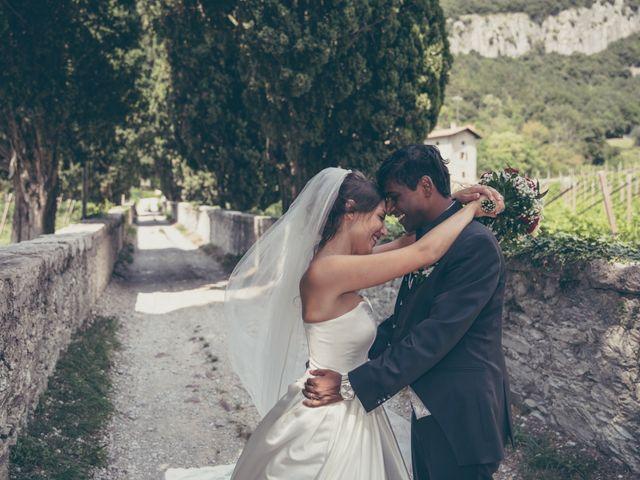 Il matrimonio di Arun e Margherita a Vezzano, Trento 35