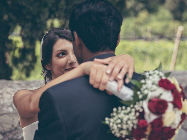 Il matrimonio di Arun e Margherita a Vezzano, Trento 36