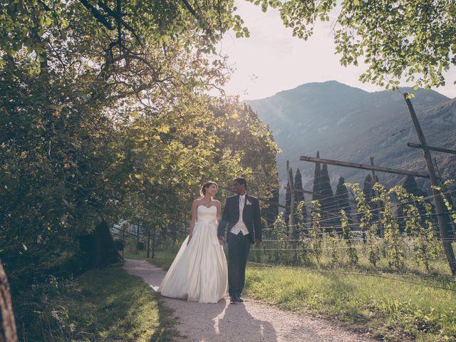 Il matrimonio di Arun e Margherita a Vezzano, Trento 48