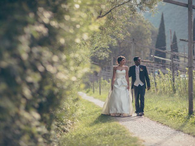 Il matrimonio di Arun e Margherita a Vezzano, Trento 49