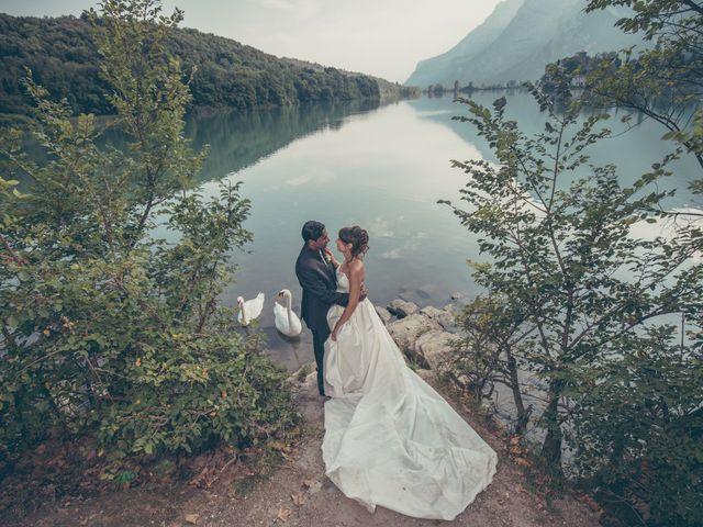 Il matrimonio di Arun e Margherita a Vezzano, Trento 50