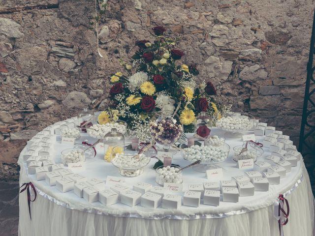 Il matrimonio di Arun e Margherita a Vezzano, Trento 52