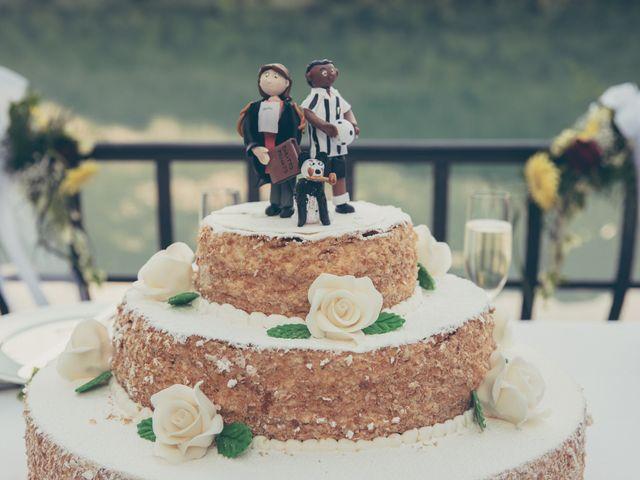 Il matrimonio di Arun e Margherita a Vezzano, Trento 53