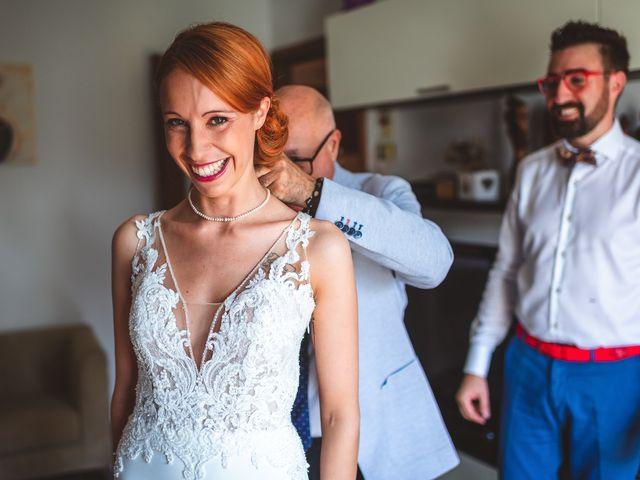 Il matrimonio di Vittorio e Giovanna a Schio, Vicenza 12