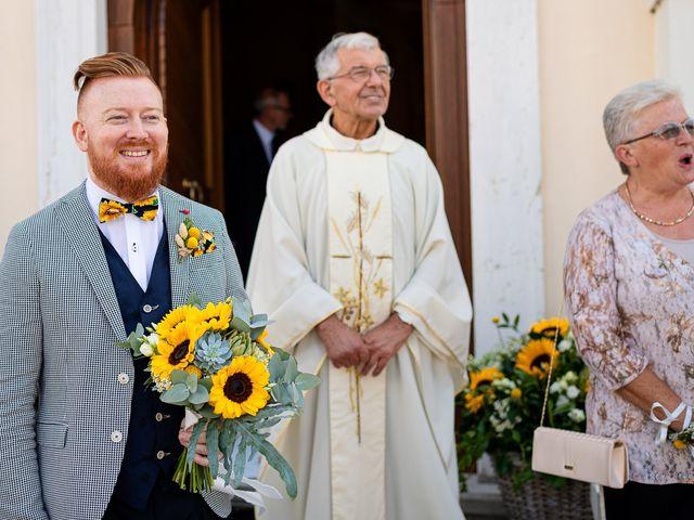 Il matrimonio di Vittorio e Giovanna a Schio, Vicenza 16