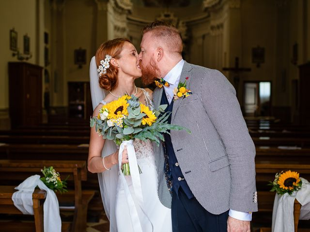 Il matrimonio di Vittorio e Giovanna a Schio, Vicenza 31