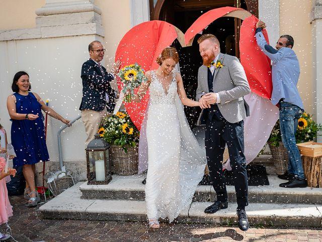 Il matrimonio di Vittorio e Giovanna a Schio, Vicenza 32