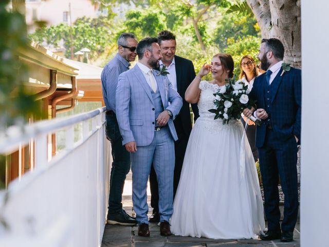 Il matrimonio di Callum e Michelle a Taormina, Messina 14
