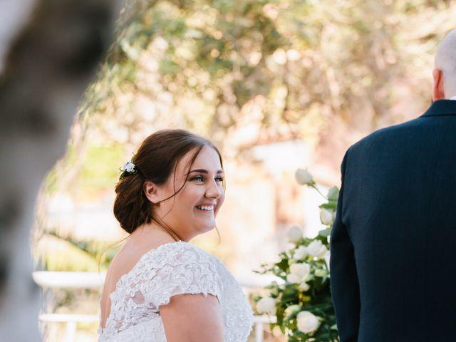 Il matrimonio di Callum e Michelle a Taormina, Messina 15