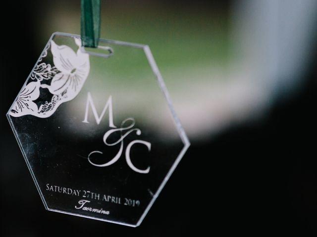Il matrimonio di Callum e Michelle a Taormina, Messina 19
