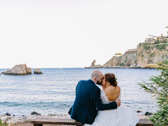Il matrimonio di Callum e Michelle a Taormina, Messina 22