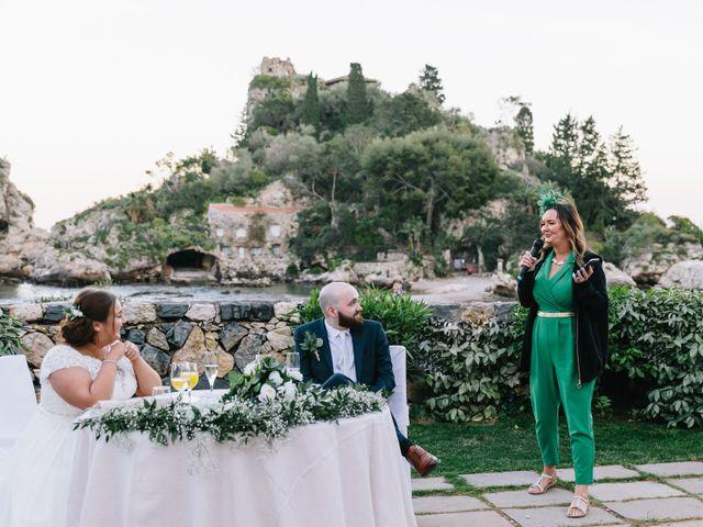 Il matrimonio di Callum e Michelle a Taormina, Messina 24