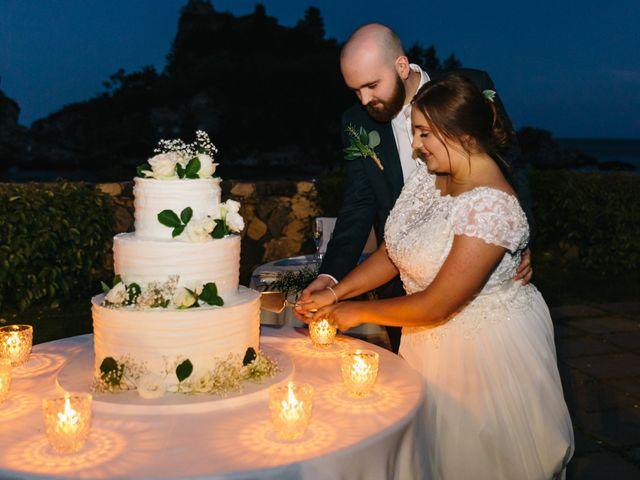Il matrimonio di Callum e Michelle a Taormina, Messina 26
