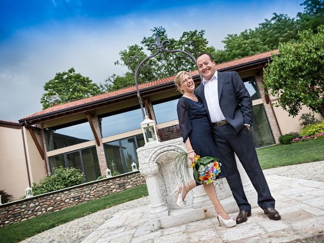 Il matrimonio di Alberto e Emanuela a Fara Gera d'Adda, Bergamo 14