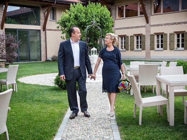 Il matrimonio di Alberto e Emanuela a Fara Gera d'Adda, Bergamo 16