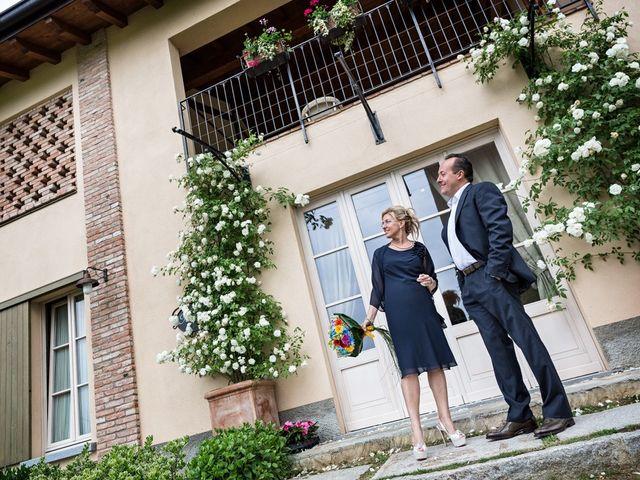 Il matrimonio di Alberto e Emanuela a Fara Gera d'Adda, Bergamo 17