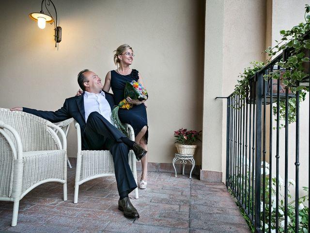 Il matrimonio di Alberto e Emanuela a Fara Gera d'Adda, Bergamo 21