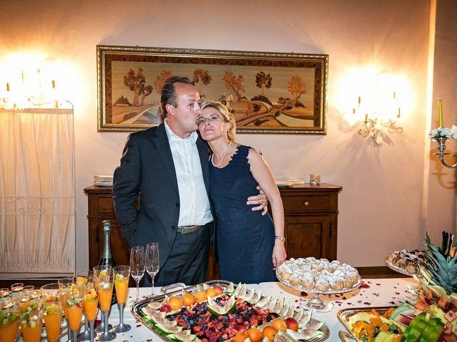 Il matrimonio di Alberto e Emanuela a Fara Gera d'Adda, Bergamo 26