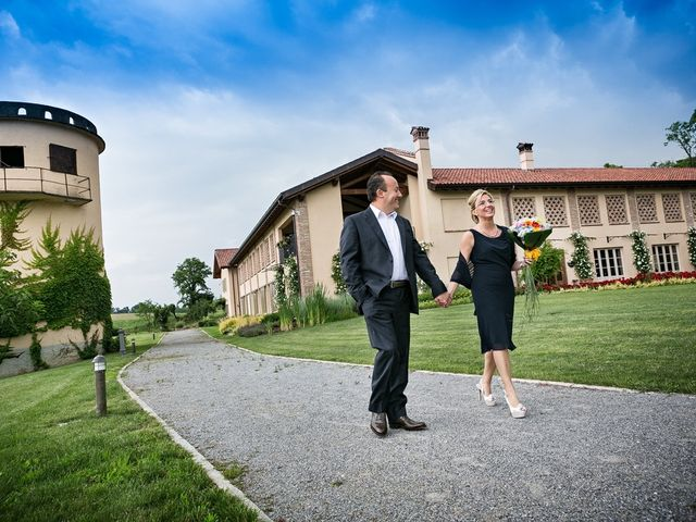 Il matrimonio di Alberto e Emanuela a Fara Gera d'Adda, Bergamo 32